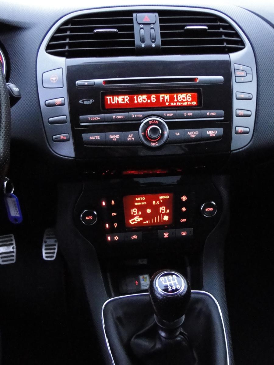 Test Fiat Bravo Sport 20 Multijet