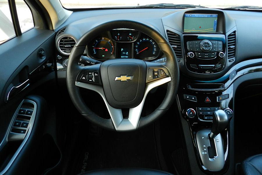 Wybitny Test Chevrolet Orlando 2.0 D LTZ Aut. DN12