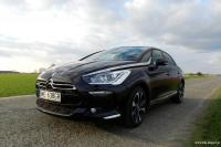 Test Citroen DS5 1.6 THP 200KM Sport Chic